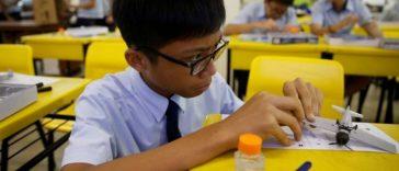сингапур школа