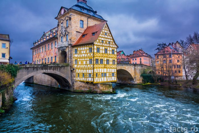 Бамберг Германия