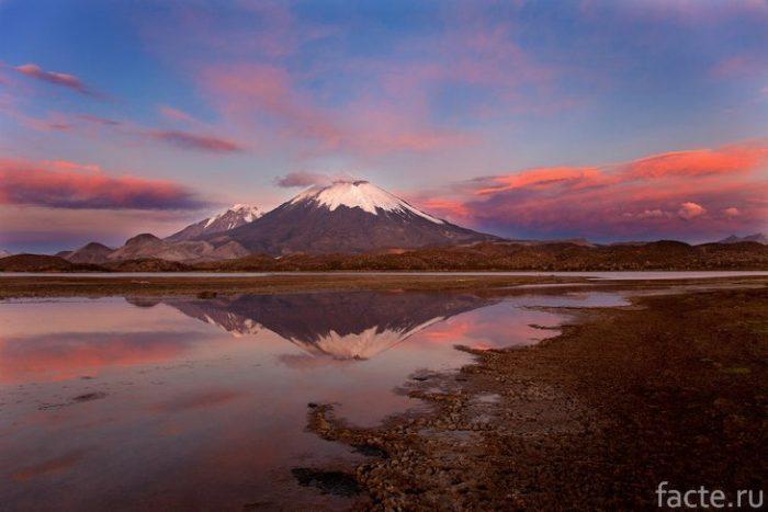 боливия вулкан