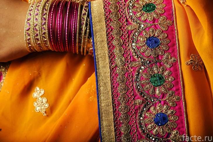индийское сари