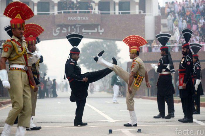 караул индия пакистан