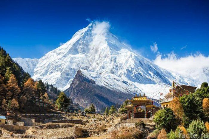 катманду горы