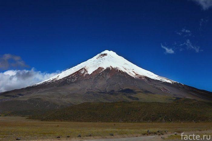 котопаха вулкан