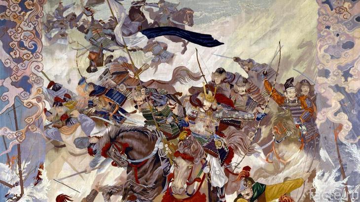 монгольское вторжение