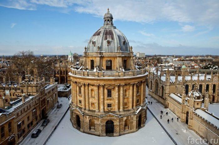 Оксфорд Англия