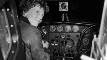 пилот этхарт