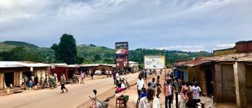 бурунди африка
