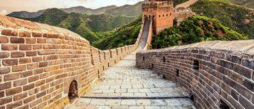 стена китай