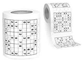 О туалетной бумаге