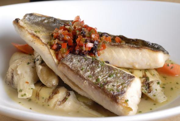 Блюда из рыбы путассу рецепты с фото простые и вкусные