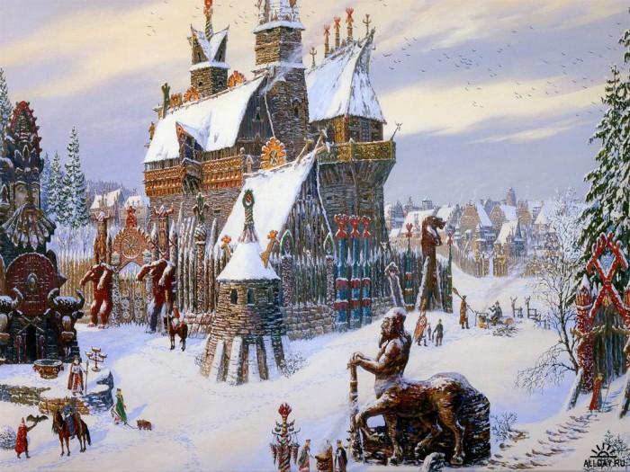 Традиции на Руси
