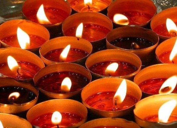 aromaticheskie svechi Ароматические свечи вредят здоровью