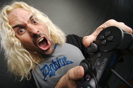 gamer Человеческие эмоции и компьютер