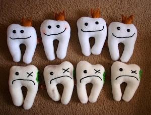 Про зубы и кариес