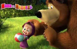 Интересное про мультфильм Маша и Медведь