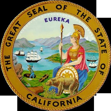Калифорния — это золотой штат в