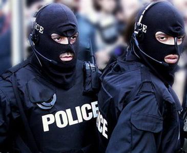 Недавнего времени в россии – полиция