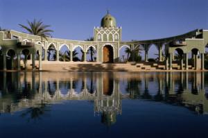 В марокко очень любят своего короля