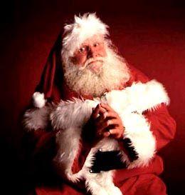 santaclaus 12 занимательных фактов про Новый Год