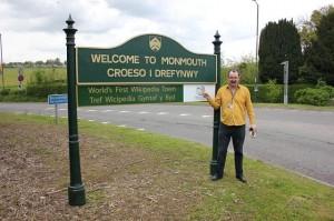 Городок Монмут (Monmouth)   первый в мире город Википедия