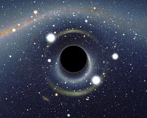 Самая близкая к Земле черная дыра