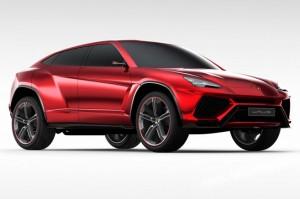Кроссовер Urus станет самым дешевым Lamborghini