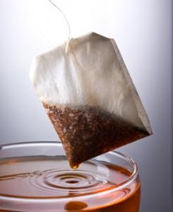 Как был изобретён чайный пакетик?