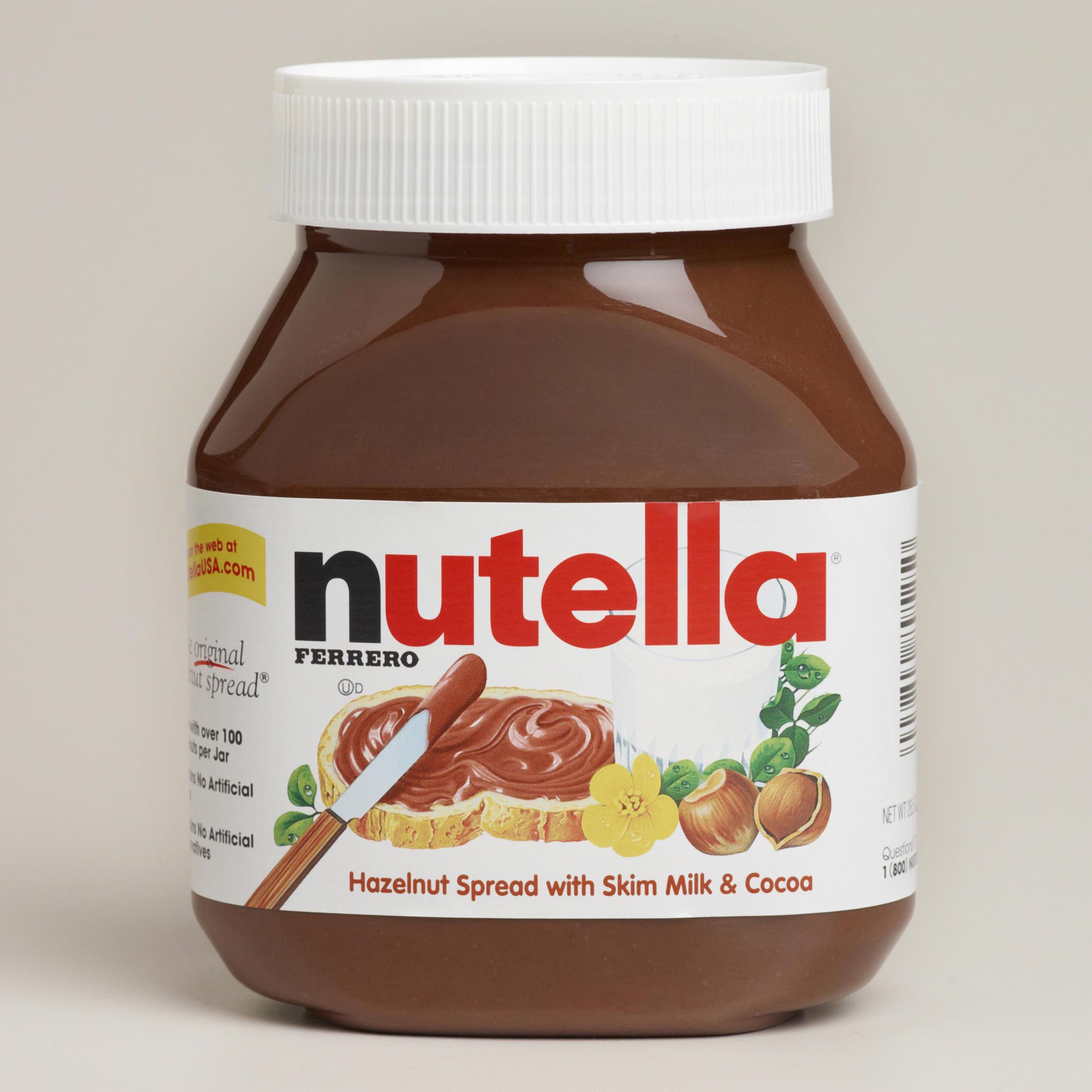Интересные факты о Nutella