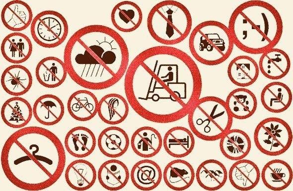 5 вещей, которые нельзя говорить и делать в России