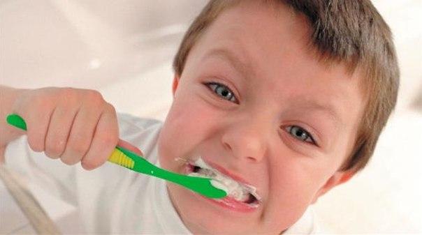 Если не чистить зубы фото у ребенка