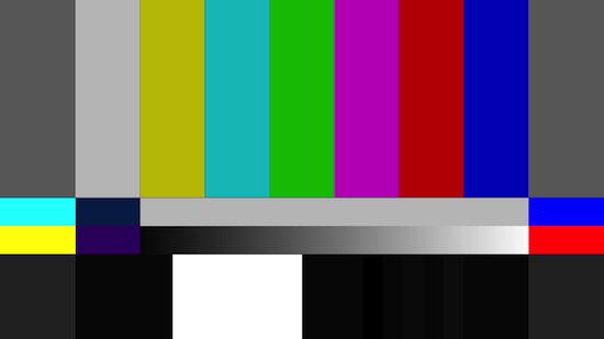 Настроечный телевизионный сигнал «Цветные полосы» выиграл «Эмми» в 2001 м и 2002 м годах