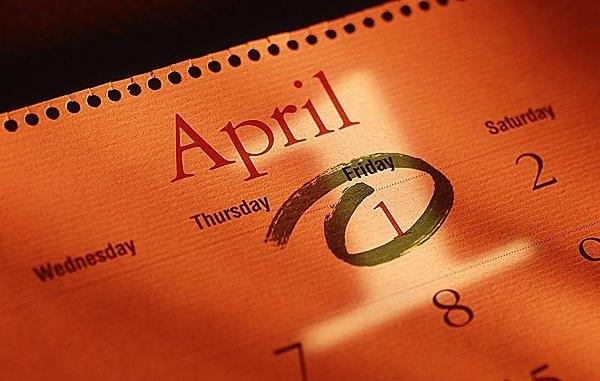 10 ка самых забавных розыгрышей в честь первого апреля от СМИ