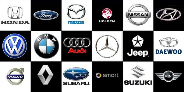 Как появились некоторые из логотипов автомобилей