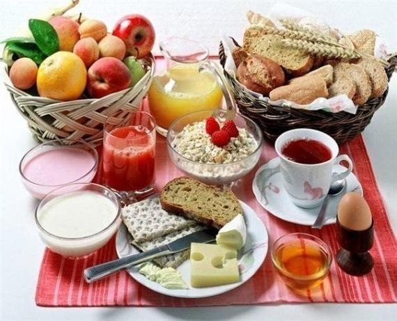 ТОП 5 самых полезных для здоровья завтраков