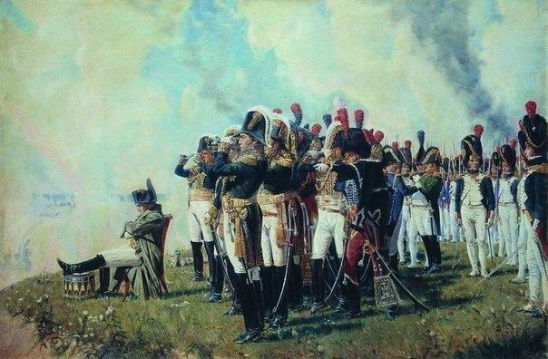 Наполеон Бонапарт и часовой