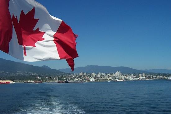 В Канаде есть область с меньшей гравитацией, чем повсюду на Земле