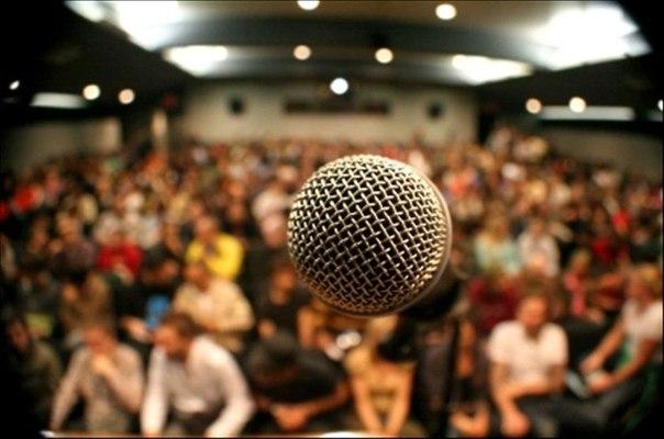 Речь хочется слушать и слушать