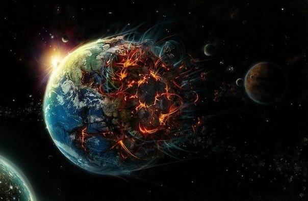 10 Самых катастрофических событий в будущем Земли