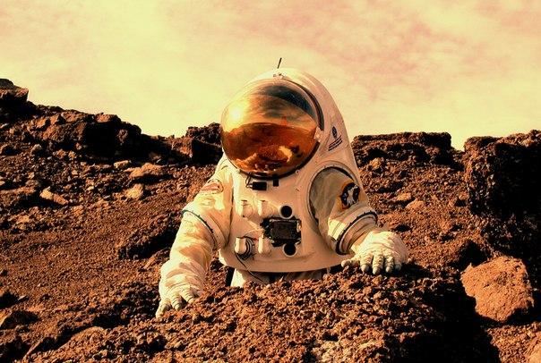 Проект Mars One ждет успех