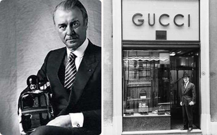 Факты из жизни основателя бренда Gucci — Гуччио Гуччи