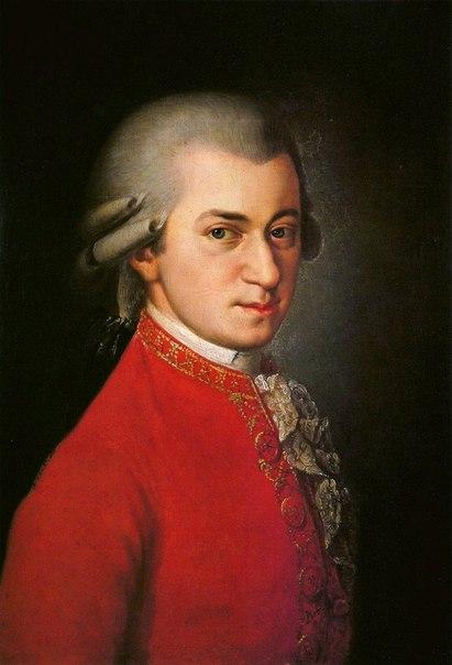 Мифы о Моцарте