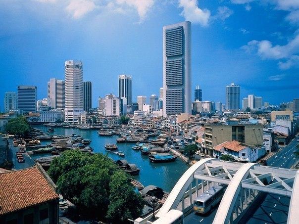 Строгие законы Сингапура