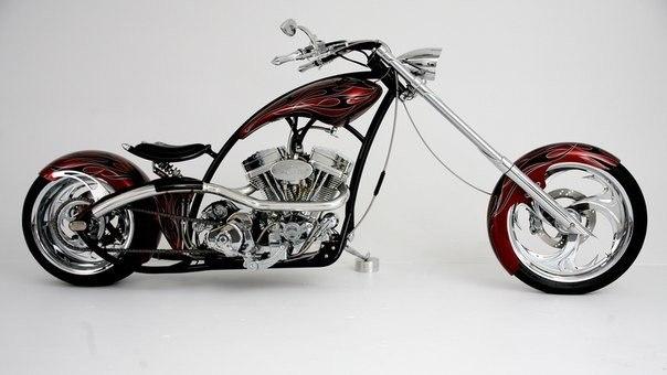 Чопперы — мотоциклы с американским духом свободы