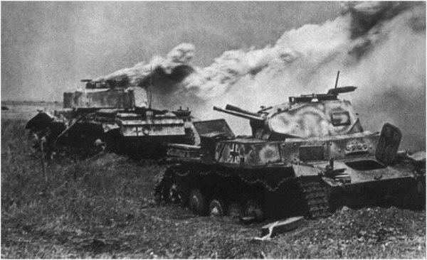 19-летний мальчишка в одиночку боролся с колонной немецких танков