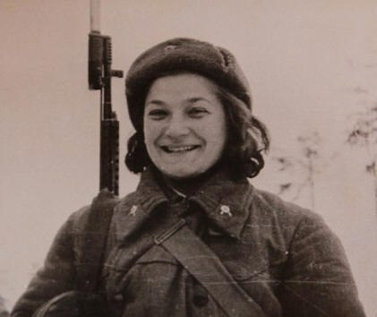 Монахиня Адриана — майор Наталия Владимировна Малышева