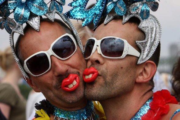 Как лечили гомосексуализм