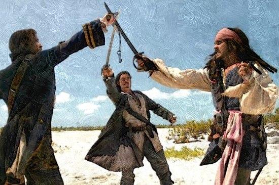 Всё, что мы знаем о пиратах, происходит из одной книги