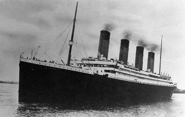 11 фактов из истории Титаника