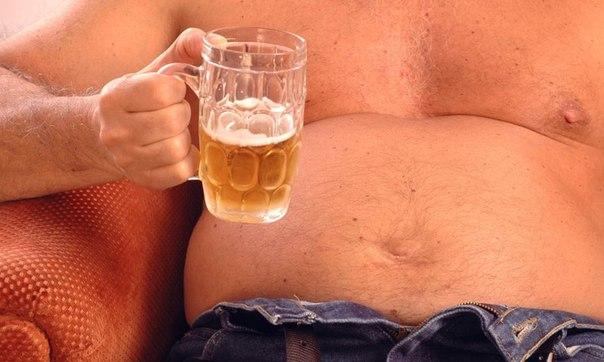 Почему пить пиво вредно?
