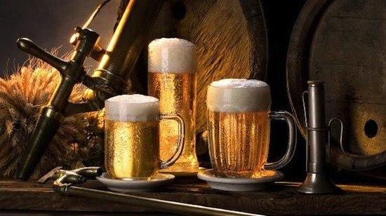 Всего три кружки пива в неделю заставляют ваш мозг работать на 20% хуже